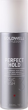 Aerosolfreies Haarspray - Goldwell StyleSign Perfect Hold Magic Finish N.A. — Bild N1