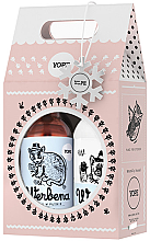 Düfte, Parfümerie und Kosmetik Körperpflegeset - Yope Verbena Natural Set (Körperbalsam 300ml + Flüssigseife 500ml)