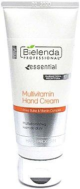 Handcreme mit Sheabutter und Vitaminen - Bielenda Professional Multivitamin Hand Cream — Bild N2