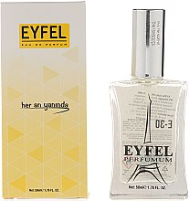 Düfte, Parfümerie und Kosmetik Eyfel Perfume E-30 - Eau de Parfum