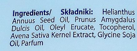 Pflegendes Massageöl mit Lipiden für Babys und Kinder - Bobini — Bild N3