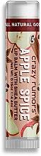 Düfte, Parfümerie und Kosmetik Lippenbalsam mit Sheabutter Apple Spice - Crazy Rumors Apple Spice Lip Balm