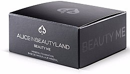 Loser Mineralpuder - Alice In Beautyland Beauty Me Mineral Foundation — Bild N2