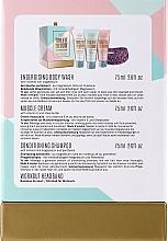 Körperpflegeset - The Scottish Fine Soaps Company To Fit To Quit (Duschgel 75ml + Shampoo 75ml + Körpercreme 75ml + Haarband) — Bild N2