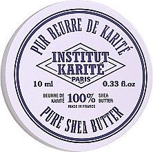 Düfte, Parfümerie und Kosmetik Reine Sheabutter 100% - Institut Karite Fragrance-free Shea Butter