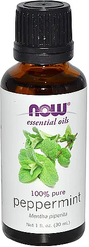 Ätherisches Öl Pfefferminze - Now Foods Essential Oils 100% Pure Peppermint