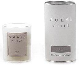 Düfte, Parfümerie und Kosmetik Duftkerze Aria - Culti Stile Line Aria Scented Candle