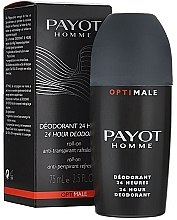 Deo Roll-on Antitranspirant - Payot Optimale Homme Deodorant 24 Heures — Bild N2