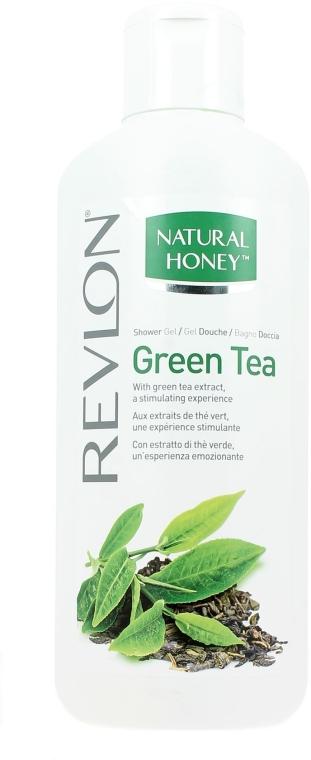 Duschgel mit grünem Tee-Extrakt - Revlon Natural Honey Green Tea Shower Gel — Bild N1