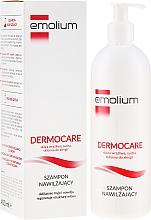 Düfte, Parfümerie und Kosmetik Feuchtigkeitsspendendes Shampoo für empfindliche, trockene und zu Allergien neigende Haut - Emolium Moisturizing Shampoo