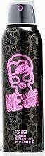 Düfte, Parfümerie und Kosmetik MTV Perfumes MTV Neon Metal - Parfümiertes Deospray