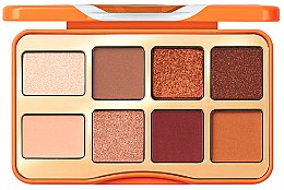 Düfte, Parfümerie und Kosmetik Lidschatten-Palette - Too Faced Hot Buttered Rum Eye Shadow Palette