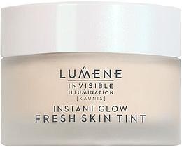 Düfte, Parfümerie und Kosmetik Feuchtigkeitsspendende getönte Tagescreme - Lumene Invisible Illumination Fresh Skin Tint