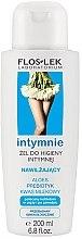 Düfte, Parfümerie und Kosmetik Feuchtigkeitsspendendes Gel für die Intimhygiene - Floslek Moisturizing Intimate Hygiene Gel