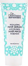 Düfte, Parfümerie und Kosmetik Maske für fettiges Haar mit Rosmarin - Hristina Cosmetics Dr. Derehsan Hair Mask Rosemary