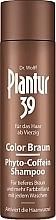 Düfte, Parfümerie und Kosmetik Phyto-Coffein Shampoo für tieferes Braun und mehr Farbbrillanz - Plantur 39 Color Brown Phyto-Coffein Shampoo