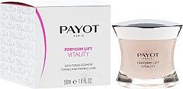 Intensiv glättende Gesichtscreme mit Lifting-Effekt - Payot Perform Lift Vitality — Bild N1