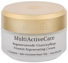 Düfte, Parfümerie und Kosmetik Regenerierende Vitamincreme für trockene und sehr trockene Haut - Marbert Multi-Active Care Vitamin Regenerating Cream