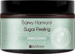 Düfte, Parfümerie und Kosmetik Energiespendendes Zucker-Körperpeeling - Barwa Harmony Sugar Peeling Energizing