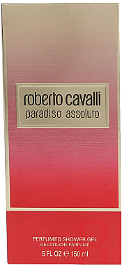 Roberto Cavalli Paradiso Assoluto - Duschgel — Bild N2