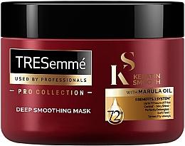 Düfte, Parfümerie und Kosmetik Glättende Haarmaske mit Keratin und Marulaöl - Tresemme Keratin Smooth Hair Mask