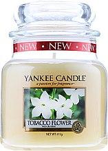 Duftkerze im Glas Tobacco Flower - Yankee Candle Tobacco Flower Jar  — Bild N1