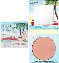 Düfte, Parfümerie und Kosmetik Gesichtsrouge - theBalm Balm Beach Blush