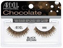Düfte, Parfümerie und Kosmetik Künstliche Wimpern - Ardell Chocolate Lash Black Brown 886
