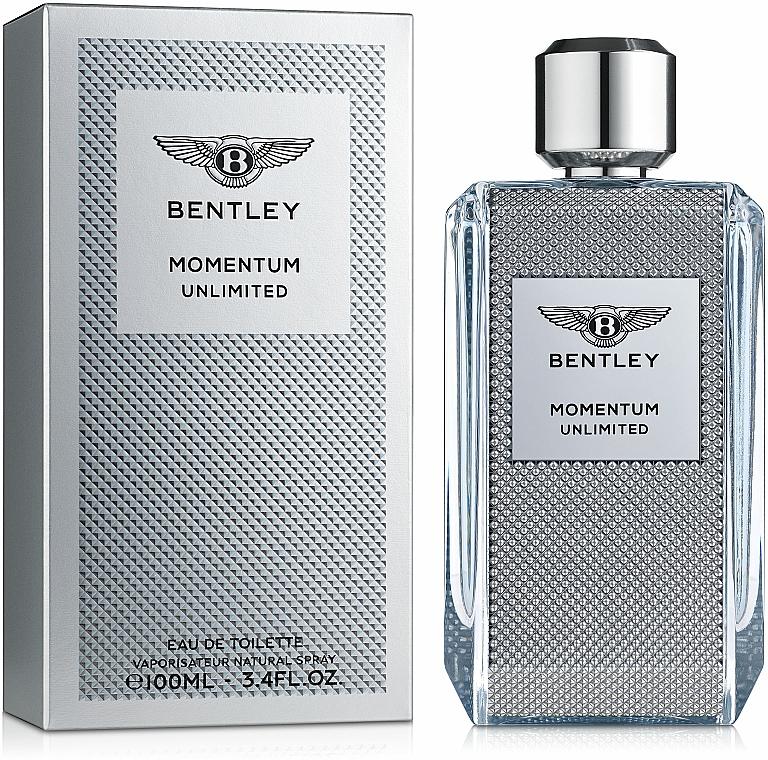 Bentley Momentum Unlimited - Eau de Toilette  — Bild N2