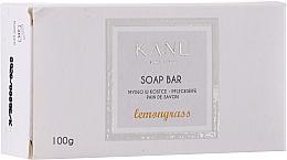 Düfte, Parfümerie und Kosmetik Hand- und Körperseife mit Zitronengras - Kanu Nature Soap Bar Lemongrass