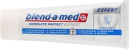 Zahnpasta Complete Protect Expert Strong Teeth - Blend-a-med Complete Protect Expert Strong Teeth Toothpaste — Bild N2