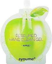Düfte, Parfümerie und Kosmetik Parfümiertes antiseptisches Handreinigungsgel mit Apfelduft - Ayoume Perfumed Hand Clean Gel Apple