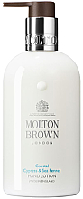 Düfte, Parfümerie und Kosmetik Molton Brown Coastal Cypress & Sea Fennel - Handlotion