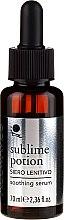 Düfte, Parfümerie und Kosmetik Haarserum mit Aloe Vera-Extrakt und Sonnenblumenöl - Allwaves Sublime Potion Soothing Serum