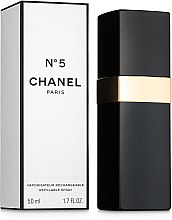 Düfte, Parfümerie und Kosmetik Chanel N5 - Eau de Toilette (Nachfüllbare Flasche)