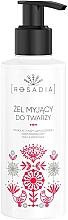 Düfte, Parfümerie und Kosmetik Gesichtsreinigungsgel mit Damaszener-Rose - Rosadia