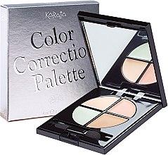 Düfte, Parfümerie und Kosmetik Korrekturpalette mit 4 Farben - Karaja Color Correction Palette