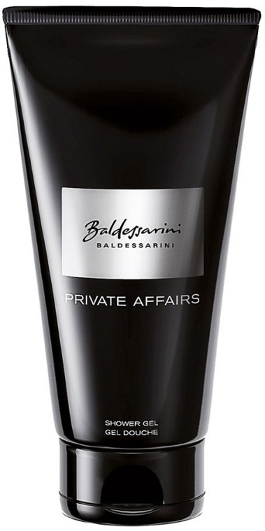 Baldessarini Private Affairs - Duschgel — Bild N1