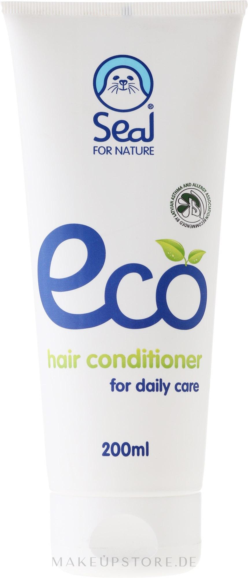 Haarspülung für jeden Haartyp - Seal Cosmetics ECO Conditioner — Bild 200 ml