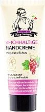Düfte, Parfümerie und Kosmetik Pflegende Handcreme - Rezepte der Oma Gertrude