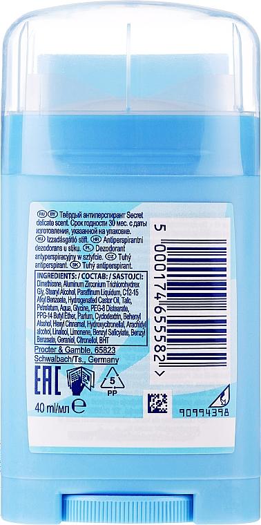Deostick Antitranspirant - Secret Antiperspirant Stick — Bild N2