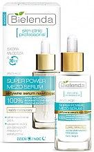 Düfte, Parfümerie und Kosmetik Aktives Feuchtigkeitsspendendes Gesichtsserum - Bielenda Skin Clinic Professional Mezo Serum Anti-age