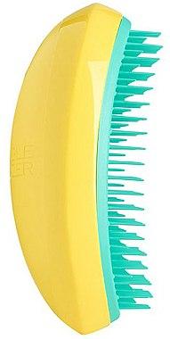 Entwirrbürste - Tangle Teezer Salon Elite Yellow&Green — Bild N1