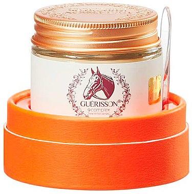 Feuchtigkeitsspendende und aufhellende Anti-Falten Gesichtscreme mit Pferdeöl - Guerisson 9 Complex Cream — Bild N1