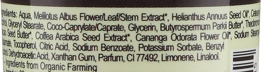 Nährende Fußcreme mit Sheabutter - Planeta Organica Organic Shea Foot Cream — Bild N3