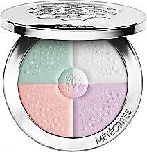 Düfte, Parfümerie und Kosmetik Gesichtspuder - Guerlain Meteorites Compact Pressed Powder