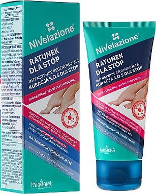 Fußcreme - Farmona Nivelazione Foot Cream — Bild N1