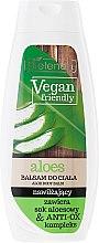 Düfte, Parfümerie und Kosmetik Feuchtigkeitsspendende Körperlotion mit Aloe Vera - Bielenda Vegan Friendly Aloe Body Balm