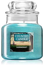 Düfte, Parfümerie und Kosmetik Duftkerze im Glas Summerset - Country Candle Summerset