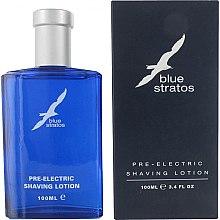Düfte, Parfümerie und Kosmetik Parfums Bleu Blue Stratos - Pre-Shave Lotion